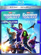 Picture of Guardians of The Galaxy 2 Movie Collection [Blu-ray+Digital]